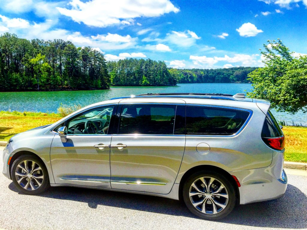2017 Chrysler Pacifica Quality Reliability And