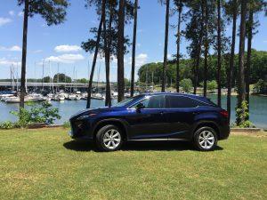 2016 Lexus RX - Family Car Challenge