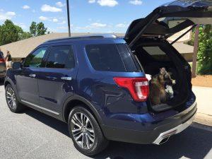 2016 Ford Explorer - Family Car Challenge